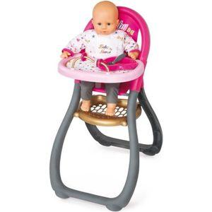 ACCESSOIRE POUPON BABY NURSE Chaise Haute