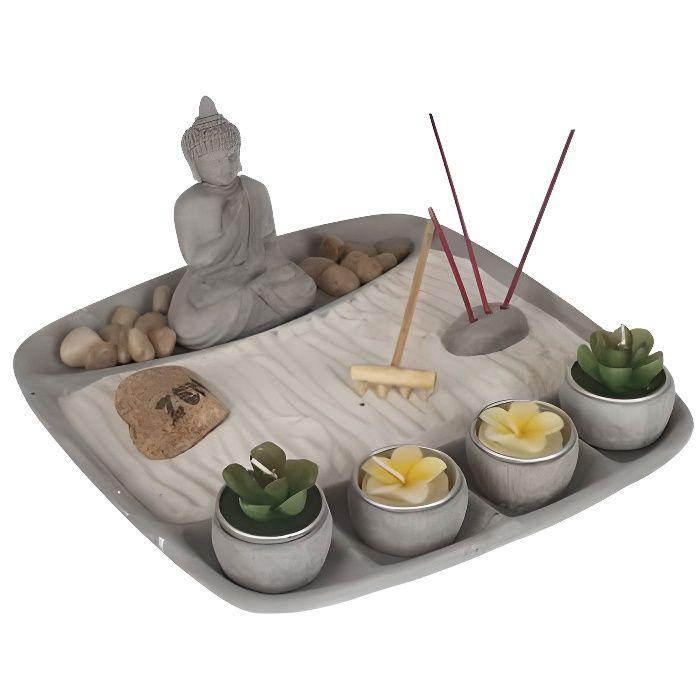 zen 24x24x12cm Achat / Vente jardin japonais zen