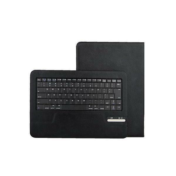 bluetooth amovible cas pu de clavier en cuir pour tablette. Black Bedroom Furniture Sets. Home Design Ideas