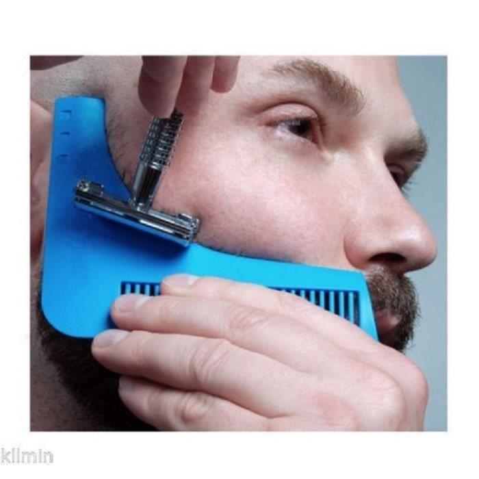 pochoir coloration poil guide de coupe pour barbe - Coloration Pour Barbe