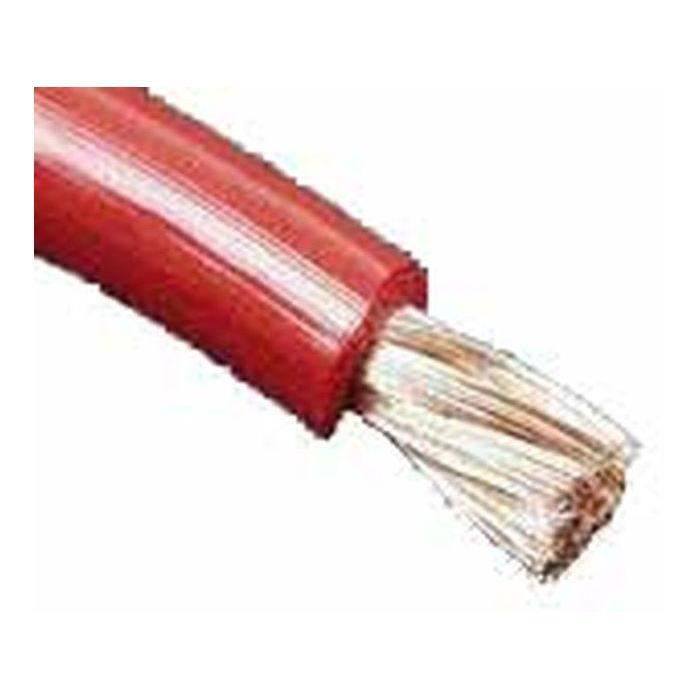 bobine de cable alimentation 25mm2 15m rouge achat vente cosses fils bobine de cable. Black Bedroom Furniture Sets. Home Design Ideas