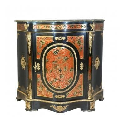 buffet napol on iii de style boulle achat vente buffet bahut buffet napol on iii de styl. Black Bedroom Furniture Sets. Home Design Ideas