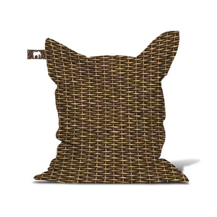 coussin de jardin king bag sisal achat vente coussin d 39 ext rieur coussin de jardin king. Black Bedroom Furniture Sets. Home Design Ideas