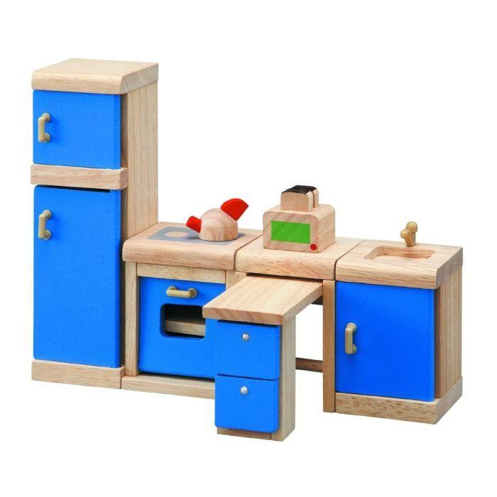 plantoys jouets en bois cuisine neo achat vente maison poupee soldes d t cdiscount. Black Bedroom Furniture Sets. Home Design Ideas
