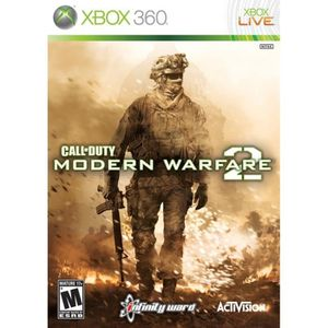 JEUX XBOX ONE XBOX 360 CALL OF DUTY MODERN WARFARE 2 CLASSIC ACT