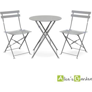 Table bistrot jardin achat vente table bistrot jardin pas cher cdiscount - Table de jardin bistrot ...