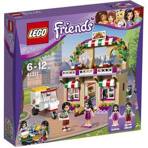 ASSEMBLAGE CONSTRUCTION LEGO® Friends 41311 La Pizzeria d'Heartlake City