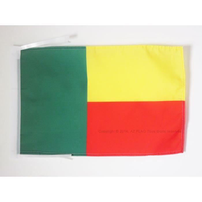 Drapeau b nin 45x30cm b ninois haute qualit achat for Linge de maison haute qualite