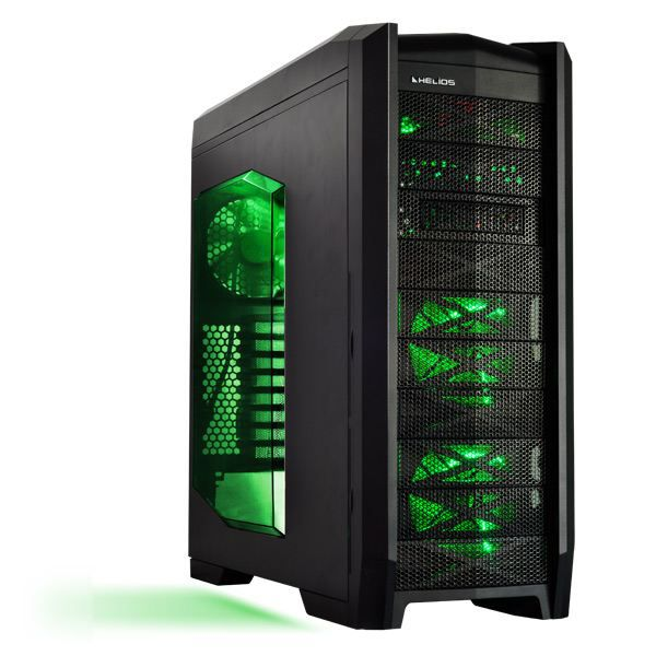 pc gamer prophecy green amd fx 4100 geforce gtx achat vente unit centrale pc gamer amd fx. Black Bedroom Furniture Sets. Home Design Ideas
