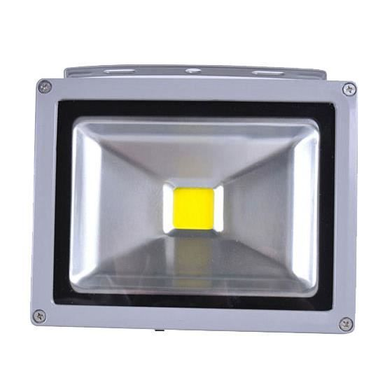 Projecteur ext rieur led 20 w d tecteur 120 achat for Achat eclairage exterieur