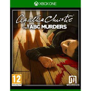 JEUX XBOX ONE Agatha Christie The ABC Murders Jeu Xbox One