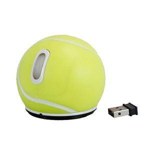 APM Souris Sans fil - Optique - Mac / PC - Balle de tennis