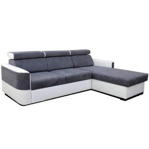 canape angle 200. Black Bedroom Furniture Sets. Home Design Ideas
