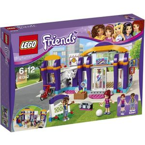 ASSEMBLAGE CONSTRUCTION LEGO® Friends 41312 Le Centre  d'Heartlake City