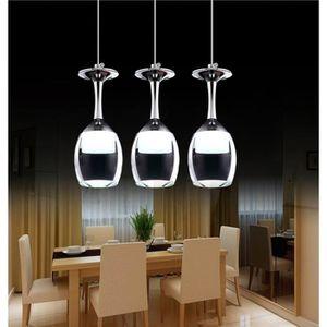 suspension 3 lampes achat vente suspension 3 lampes pas cher soldes cdiscount. Black Bedroom Furniture Sets. Home Design Ideas