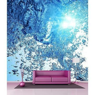 Papier peint g ant d coration murale eau r f 45 achat for Papier peint decoration murale