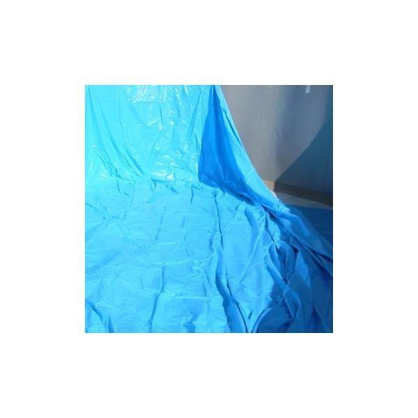 Liner uni piscine hors sol achat vente coque for Liner piscine diametre 3 50