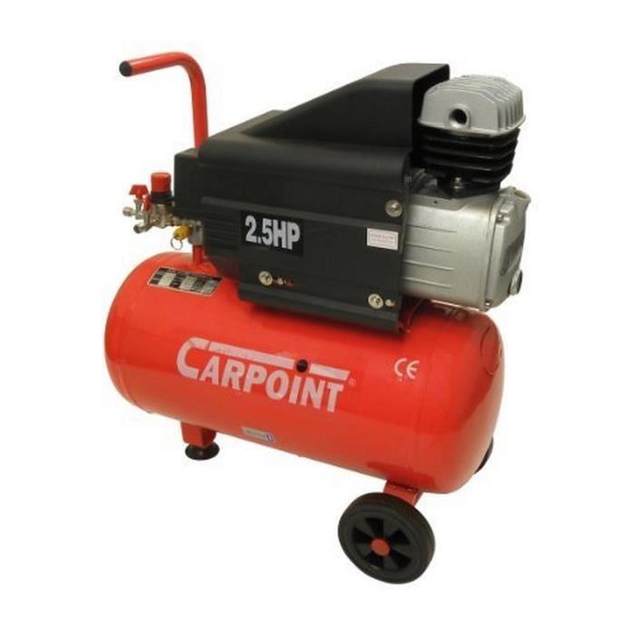 compresseur d u0026 39 air avec huile  24 litres  2 5 cv