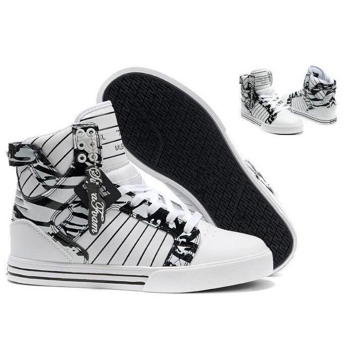 Chaussures noires Hip Hop femme 37QpT