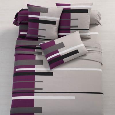 Housse de couette imprim v g tal 1 ou 2 person achat - Housse de couette imprime ...