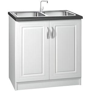 meuble cuisine avec plan de travail integre achat vente meuble cuisine avec plan de travail. Black Bedroom Furniture Sets. Home Design Ideas