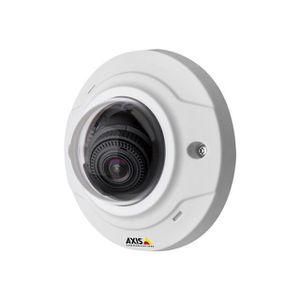 AXIS COMMUNICATION Caméra de surveillance d'intérieur anti-vandalisme PoE HD M3005-V
