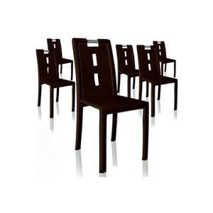 Lot De Chaises - Chaise de salle manger - comparer les prix