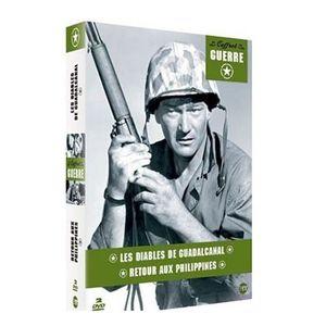 DVD FILM Coffret 2 DVD Guerre : Les diables de Guadalcanal