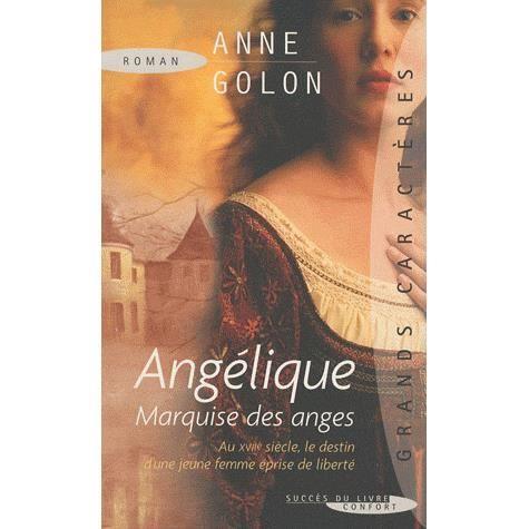 ang 233 lique marquise des anges achat vente livre golon succ 232 s du livre 233 ditions parution