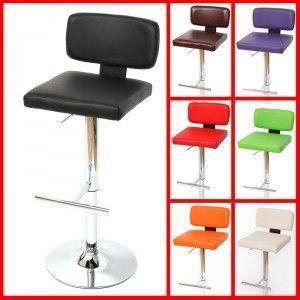 tabouret chaise de bar simili cuir pivotant vert achat vente tabouret de bar noir cdiscount. Black Bedroom Furniture Sets. Home Design Ideas