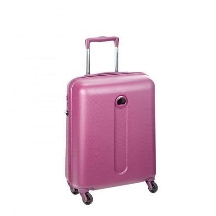 VALISE - BAGAGE Valise cabine Delsey Helium 55 cm / Pourpre