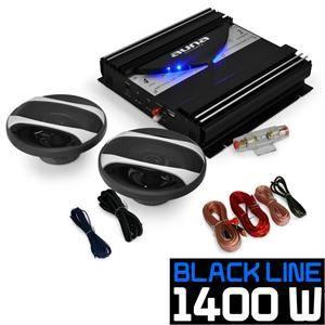 car hifi set ampli enceintes 1400w amplificateur hifi avis et prix pas cher cdiscount. Black Bedroom Furniture Sets. Home Design Ideas