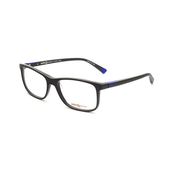 lunettes de vue etnia barcelona eb austin brbl marron bleu achat vente lunettes de vue. Black Bedroom Furniture Sets. Home Design Ideas