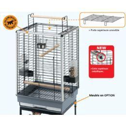cage perroquet ferplast max 4 achat vente voli re. Black Bedroom Furniture Sets. Home Design Ideas