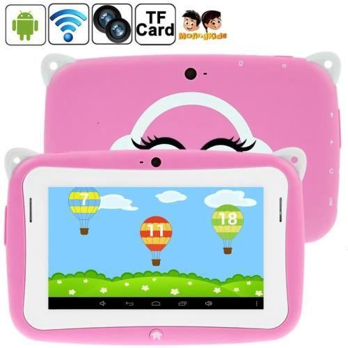 Tablette pour enfant android 4 pouces rose prix pas - Tablette pour enfant pas cher ...