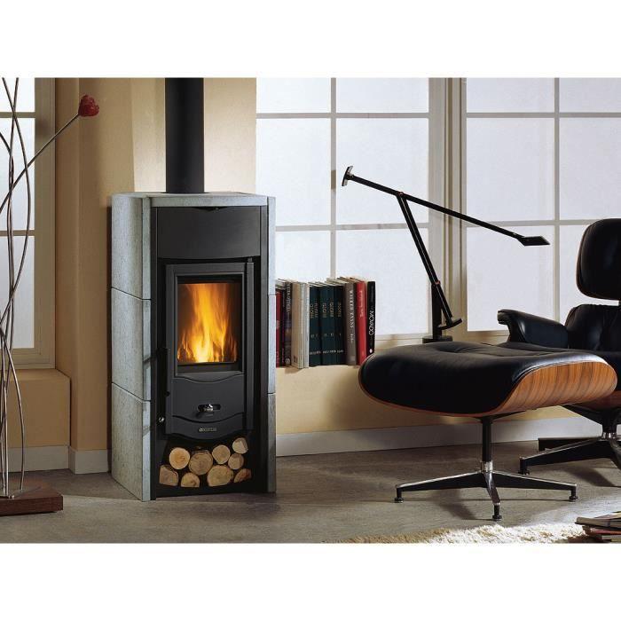 po le a bois nordica asia pierre achat vente po le. Black Bedroom Furniture Sets. Home Design Ideas