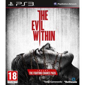 JEU PS3 The Evil Within Jeu PS3