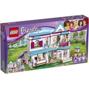 ASSEMBLAGE CONSTRUCTION LEGO® Friends 41314 La Maison de Stéphanie