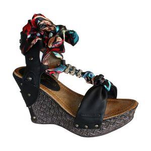 sandales nu pieds femme achat vente sandales nu pieds femme pas cher cdiscount page 3. Black Bedroom Furniture Sets. Home Design Ideas