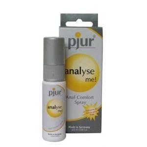 NETTOYAGE SEXTOYS  Intime Spray anal relaxant Analyse Me! 20mL Pjur