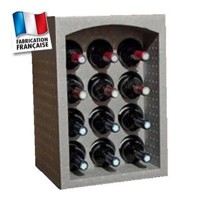 Garde manger casier bouteilles modulable garde mangers - Casier a bouteille castorama ...