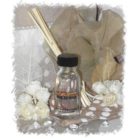 diffuseur de parfum noix de coco achat vente diffuseur de parfum cdiscount. Black Bedroom Furniture Sets. Home Design Ideas