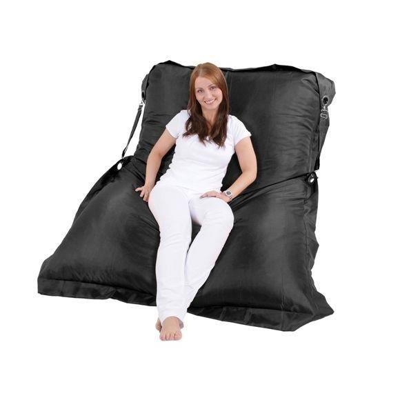 pouf g ant norme avec sangle 200x140 cm 320lescription pouf g ant multifonctionnel pour. Black Bedroom Furniture Sets. Home Design Ideas