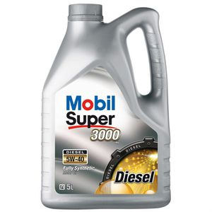 Mobil S3000 5W40 Diesel 5L