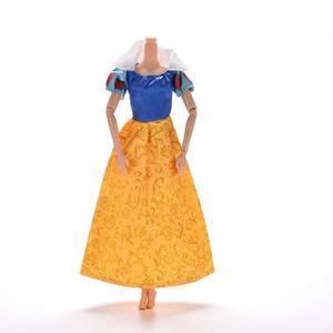 Robe barbie achat vente jeux et jouets pas chers - Robe de blanche neige ...