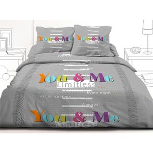 housse de couette dream achat vente housse de couette dream pas cher les soldes sur. Black Bedroom Furniture Sets. Home Design Ideas