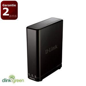 Comparer DLINK SHARECENTER DNS315 NOIR NU
