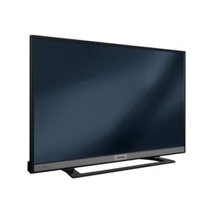 tv led lcd grundig achat vente pas cher cdiscount. Black Bedroom Furniture Sets. Home Design Ideas