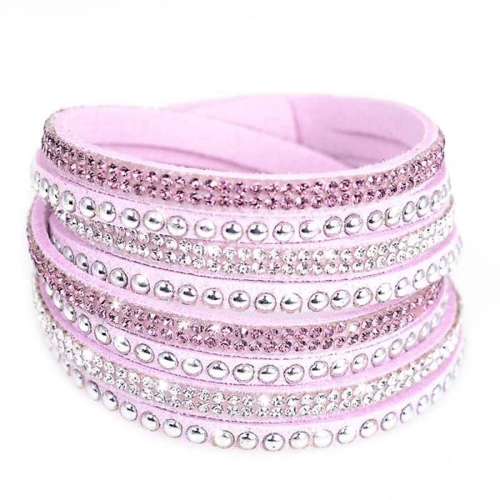 Bracelet slake achat vente pas cher cdiscount - Bracelet slake swarovski pas cher ...