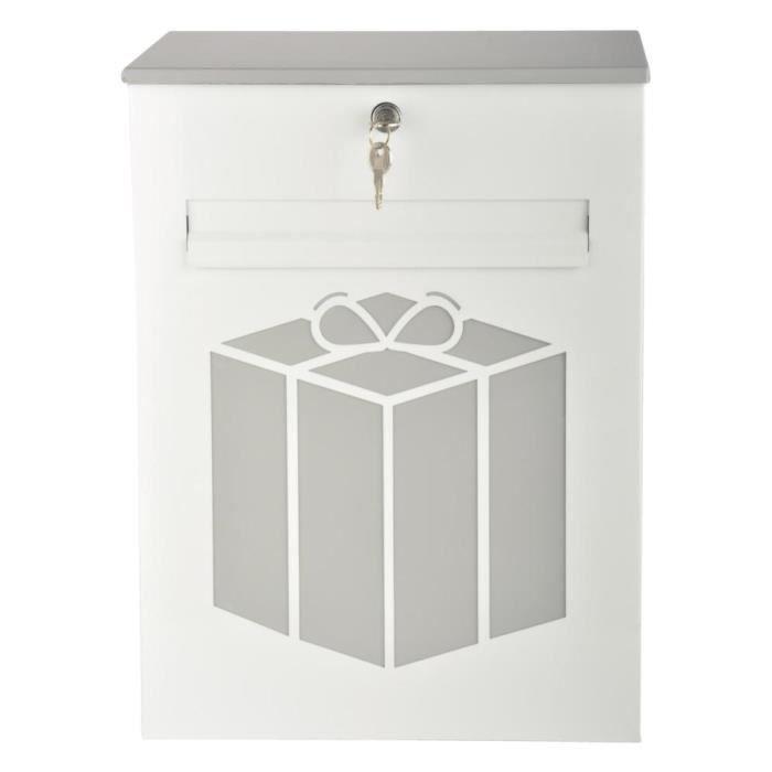 boite aux lettres sp ciale colis achat vente boite aux. Black Bedroom Furniture Sets. Home Design Ideas